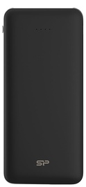 Ārējs akumulators Silicon Power C200 Black, 20000 mAh