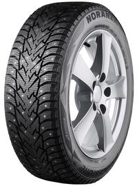 Зимняя шина Bridgestone Noranza 001, 205/50 Р17 93 T XL, шипованная