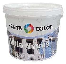 Krāsa fasādēm Pentacolor Villa Novus, 5 l, smilšu krāsas