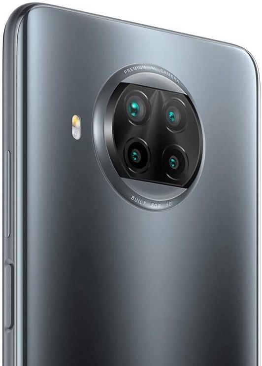 Mobilais telefons Xiaomi Mi 10T Lite 5G, pelēka, 6GB/128GB