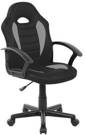 Biroja krēsls Signal Meble Q-101 Black/Gray