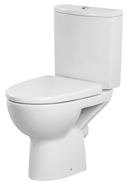 Cersanit Parva 011 WC with Soft-Close Lid White
