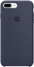 Apple Silicone Back Case For Apple iPhone 7 Plus/8 Plus Midnight Blue