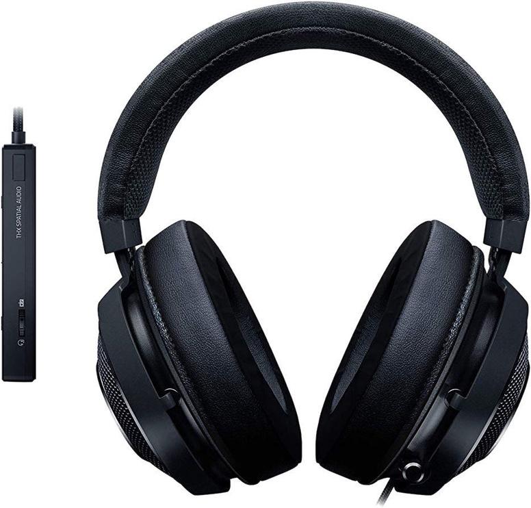 Игровые наушники Razer Kraken Tournament Edition Black, черный