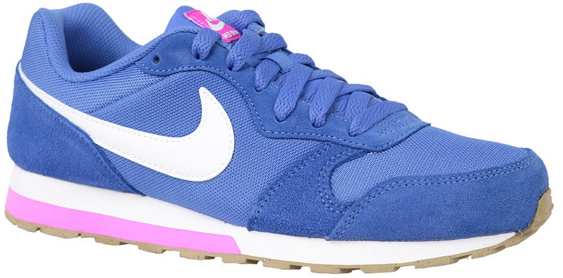 Nike Running Shoes Md Runner 2 GS 807319-404 Blue 36.5