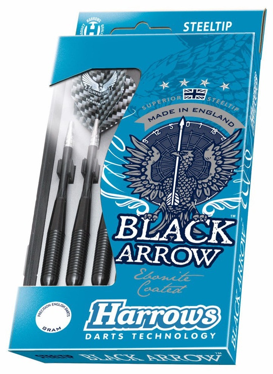Harrows Black Arrow 20gR 3pcs