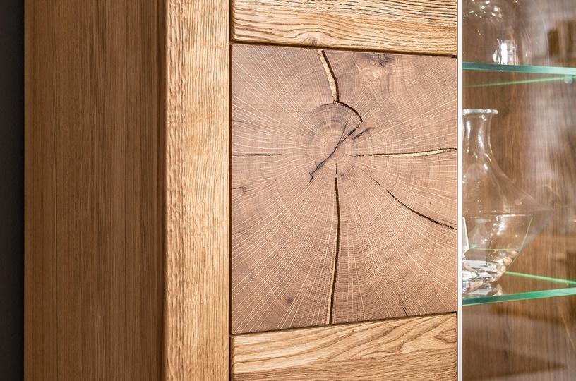 Szynaka Meble Velle 11 Right Display Unit Oak