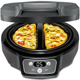 Omletes cepšanas ierīce Rommelsbacher OM 950 Omelette Maker Dark Grey