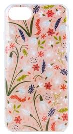 Mocco Spring Back Case For Samsung Galaxy A7 A750 White Snowdrop