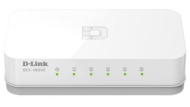 Tīkla centrmezgls D-Link DES-1005C