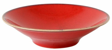 Porland Seasons Deep Plate D20cm Red