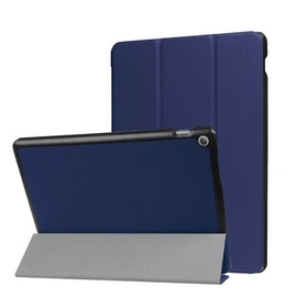 TakeMe Eco-leather Book Case With Stand For Tablet PC Lenovo Tab 7 Essential Blue