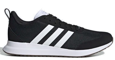 Adidas Run60s Shoes EG8690 Core Black/Cloud White 44