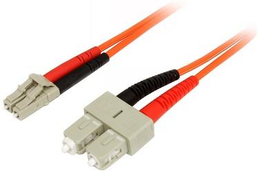 Kabelis StarTech A50FBLCLC3, sarkana, 3 m