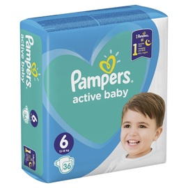 Pampers Active Baby S6 36