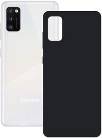 Ksix Silk Back Case For Samsung Galaxy A41 Black
