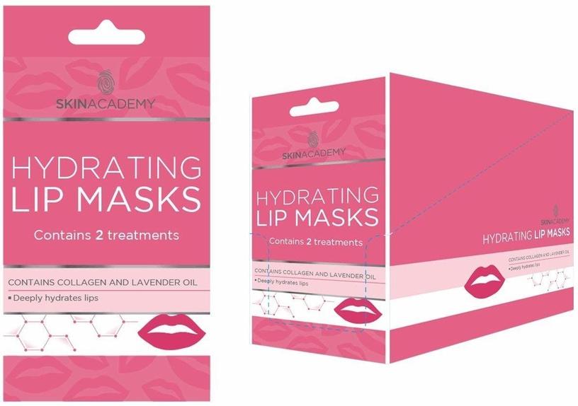 Skin Academy Hydrating Lip Mask 2pcs