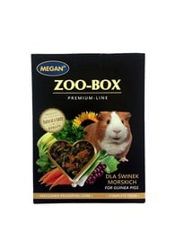 Megan Zoo Box Premium Line Complete Food For Guinea Pigs 550g