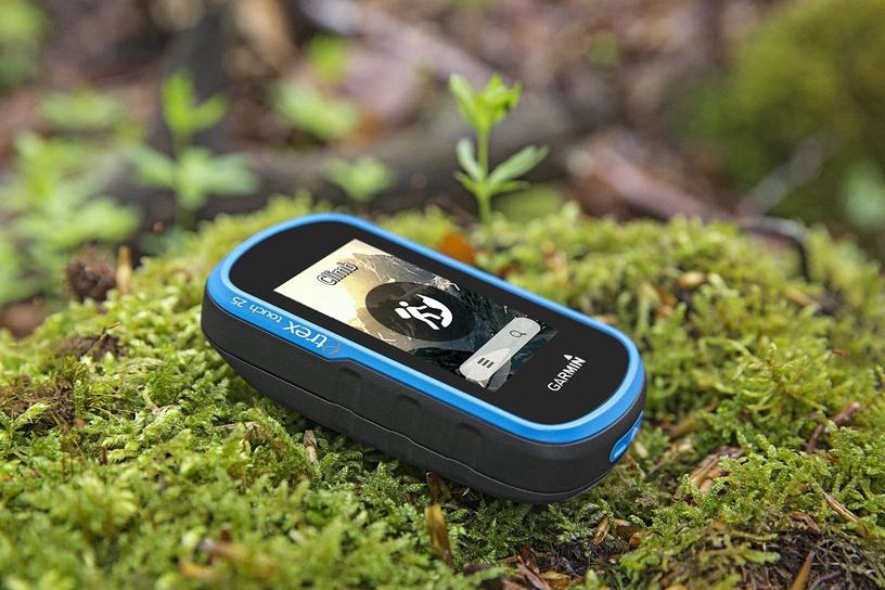 Garmin eTrex Touch 25 Black/Blue