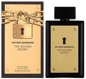 Духи Antonio Banderas The Golden Secret 200ml EDT