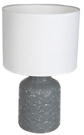Verners Amila Desk Lamp 60W E27 White/Black
