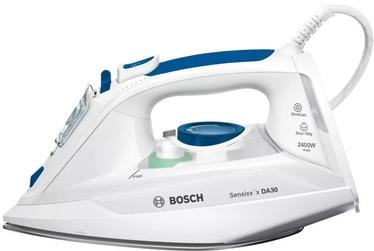 Gludeklis Bosch TDA302401W, zila/balta