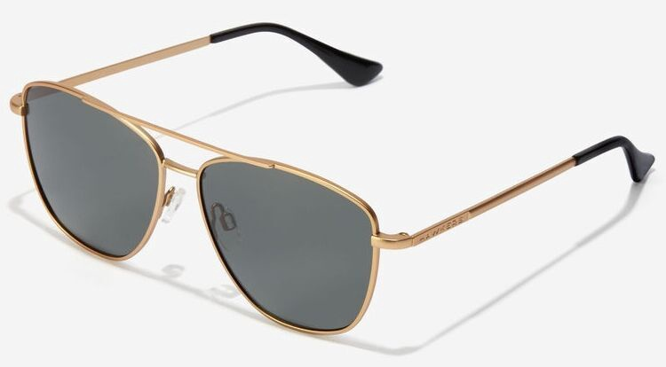Saulesbrilles Hawkers LAX Polarized Gold, 57 mm
