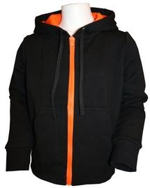 Bars Junior Sport Jacket Black/Orange 41 140cm