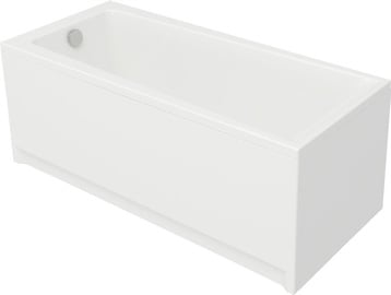 Cersanit Lorena S301-075 Acrylic Bath 700 x 1600 mm White