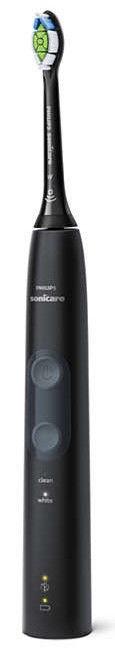 Elektriskā zobu birste Philips ProtectiveClean 4500 HX6830/44, melna/pelēka