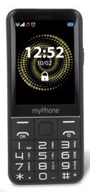 MyPhone Halo Q Plus Dual Black
