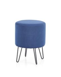 Pufs Halmar Kheops Blue, 30x30x38 cm