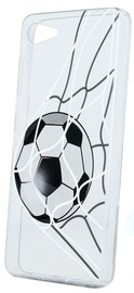 Mocco Trendy Football Back Case For Samsung Galaxy S7 Transparent