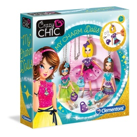 Clementoni Crazy Chic My Charms Dols 15222
