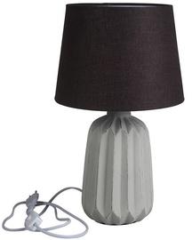 Verners Anitra Desk Lamp 60W E27 Grey/Dark Brown