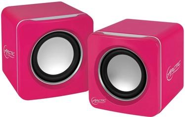 Bezvadu skaļrunis Arctic S111 BT SPASO-SP009PK-GBA01 Pink, 4 W