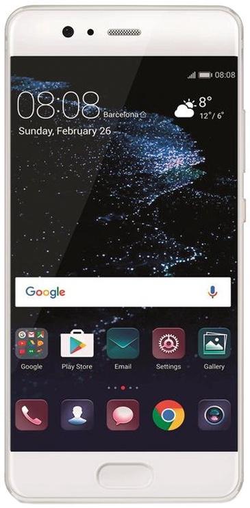 Puro Ultra Slim Back Case For Huawei P10 Plus Transparent
