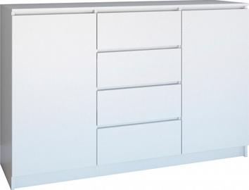 Комод Top E Shop Roma 140 White, 140x40x97 см