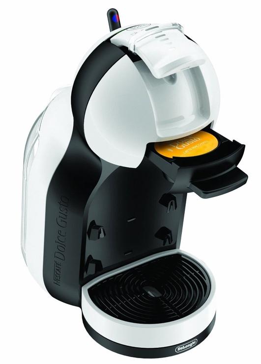 Kapsulas kafijas automāts Dolce Gusto Dolce Gusto Mini Me® EDG305WB, balta/melna