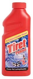 Средство для чистки канализационных труб Tiret Turbo Power Gel 500ml