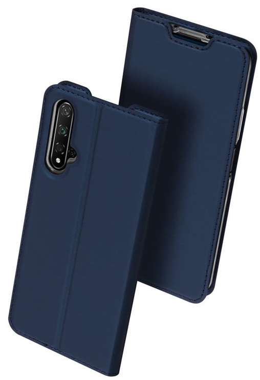 Dux Ducis Skin Pro Bookcase For Huawei Honor 20 Blue