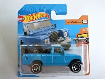 Детская машинка Hot Wheels Hot Pickups Land Rover III
