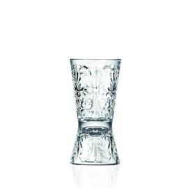 RCR Clessidra Two-Sided Glass Set 60/30ml 6pcs