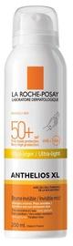 Sprejs saules aizsardzībai La Roche Posay Anthelios Invisible Mist Ultra Light SPF50, 200 ml