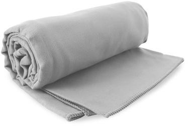 Полотенце DecoKing Ekea 15765 Silver, 100x200 см, 1 шт.