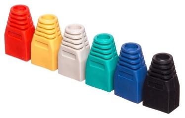 Aizsargpārklājums Netrack Boot for RJ45 Plug x 100 Colour