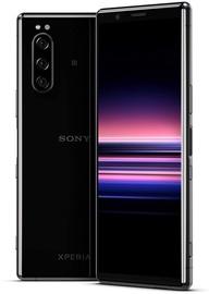 Mobilais telefons Sony Xperia 5, melna, 6GB/128GB