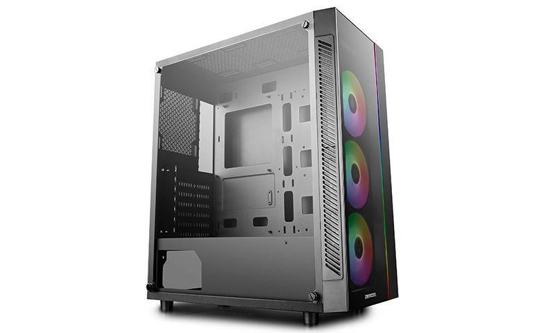 Deepcool Matrexx 55 ADD-RGB Middle Tower Black