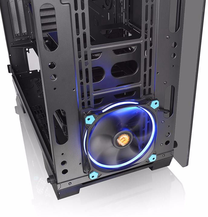 Thermaltake View 71 Tempered Glass Edition Full Tower CA-1I7-00F1WN-00