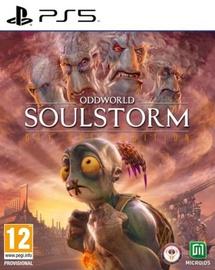 PlayStation 5 (PS5) spēle Microids Oddworld: Soulstorm Day One Oddition